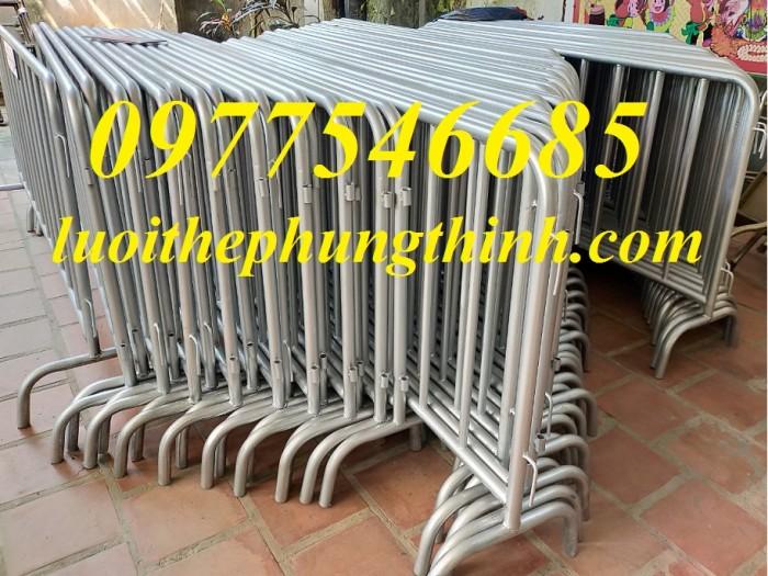 Hàng rào chắn, hàng rào bảo vệ, hàng rào an ninh bằng sắt3