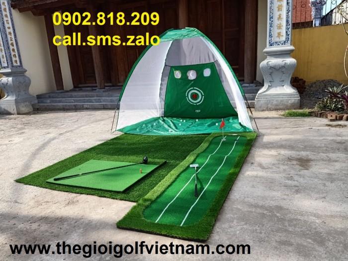 Khung lều golf mini
