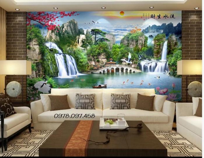Tranh phong cảnh - tranh ốp tường3