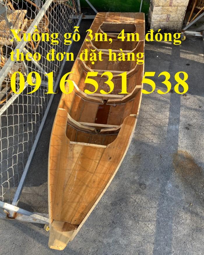 Thuyền gỗ bày hải sản, thuyền gỗ trang trí, thuyền gỗ có sẵn2