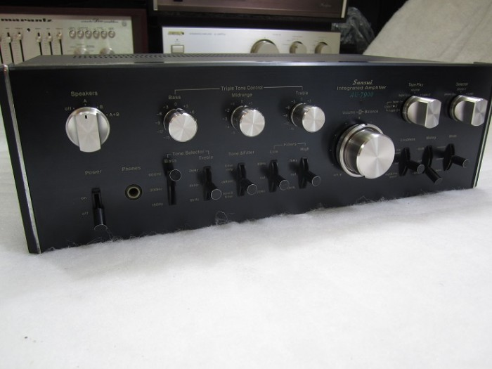 AMPLI SANSUI 79001