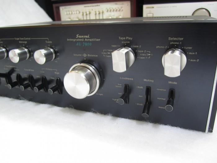 AMPLI SANSUI 79005