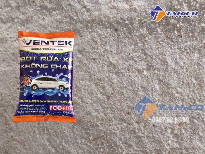 Bột rửa xe bọt tuyết không chạm Ventek Eco100 tại Nha Trang3