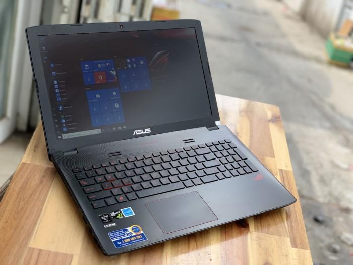 Laptop Asus Rog GL552VX, i7 6700HQ 8G SSD128+1000G Vga rời GTXaull HD3