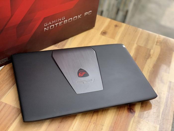Laptop Asus Rog GL552VX, i7 6700HQ 8G SSD128+1000G Vga rời GTXaull HD2