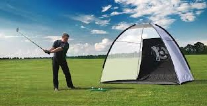 Lều tập golf ( lồng tập golf ) golf di động1