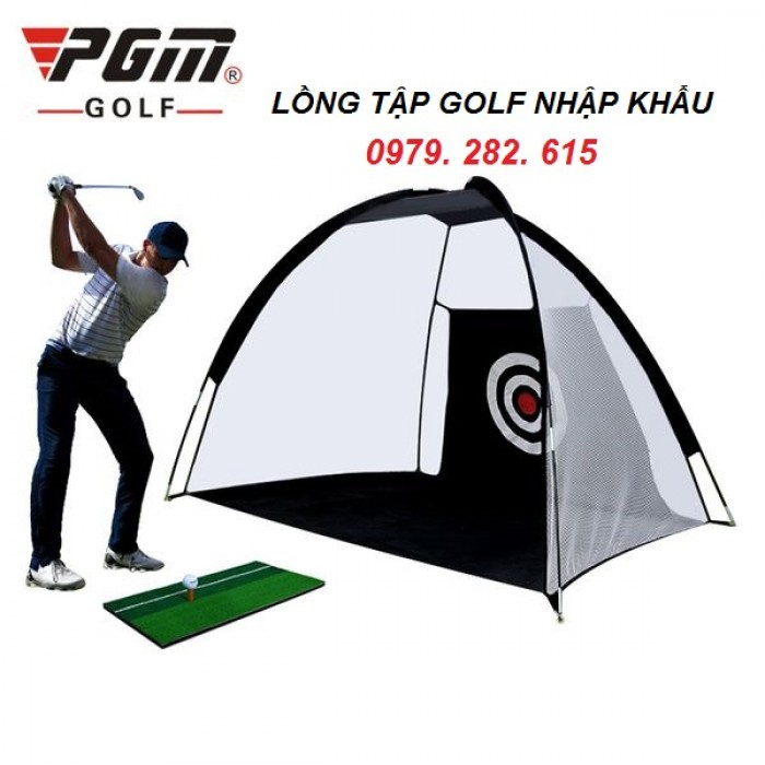 Lều tập golf ( lồng tập golf ) golf di động8