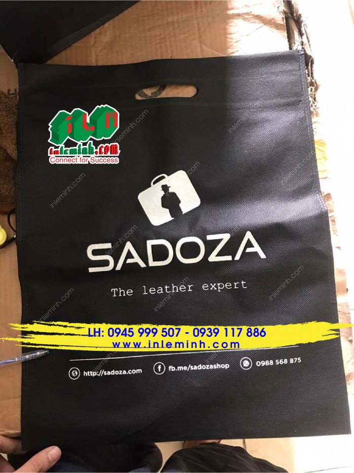 chuyên sản xuất túi vải ép nhiệt13
