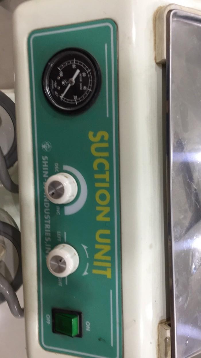 Thanh lý máy hút dịch 2 bình cũ1