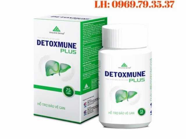 DeToxmune plus - thanh lọc từng tế bào2