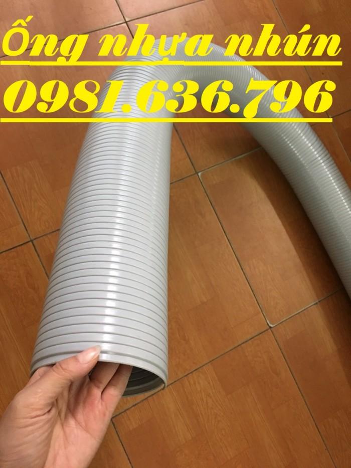 Ống gió PVC cao cấp , ống nhựa nhún chất lượng cao.2