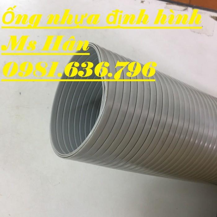 Ống gió PVC cao cấp , ống nhựa nhún chất lượng cao.1