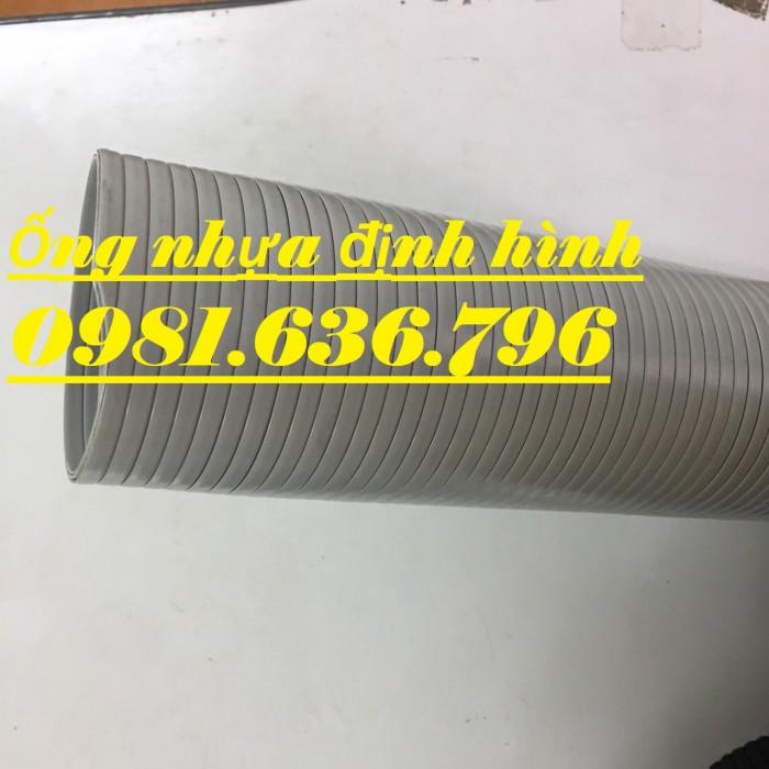 Ống gió PVC cao cấp , ống nhựa nhún chất lượng cao.3