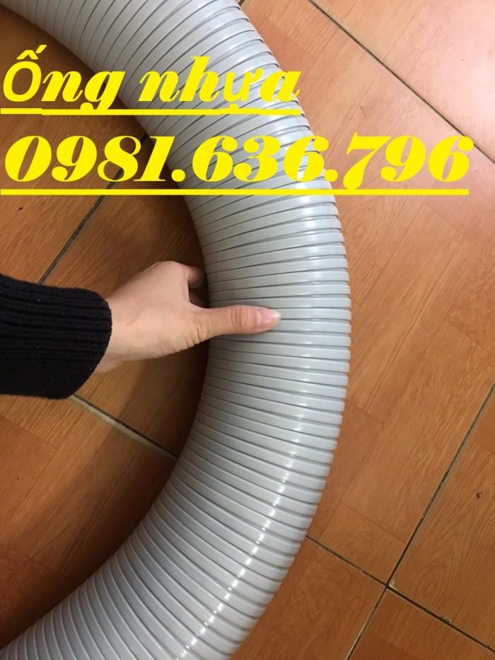 Ống gió PVC cao cấp , ống nhựa nhún chất lượng cao.9