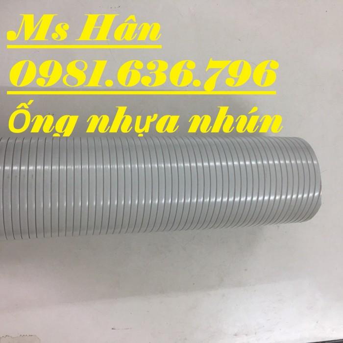 Ống gió PVC cao cấp , ống nhựa nhún chất lượng cao.5