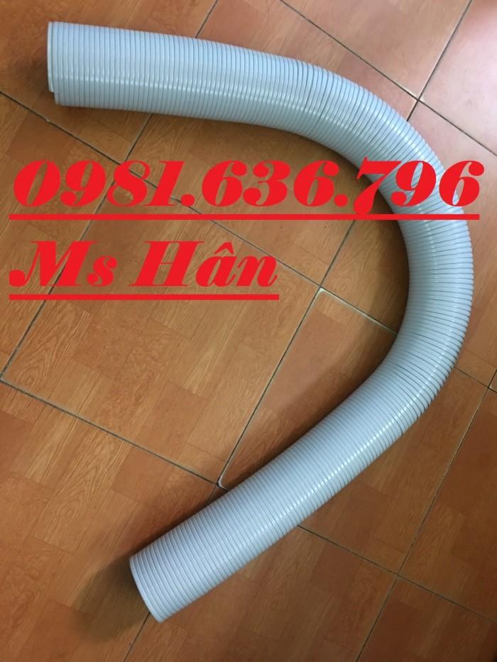 Ống gió PVC cao cấp , ống nhựa nhún chất lượng cao.7