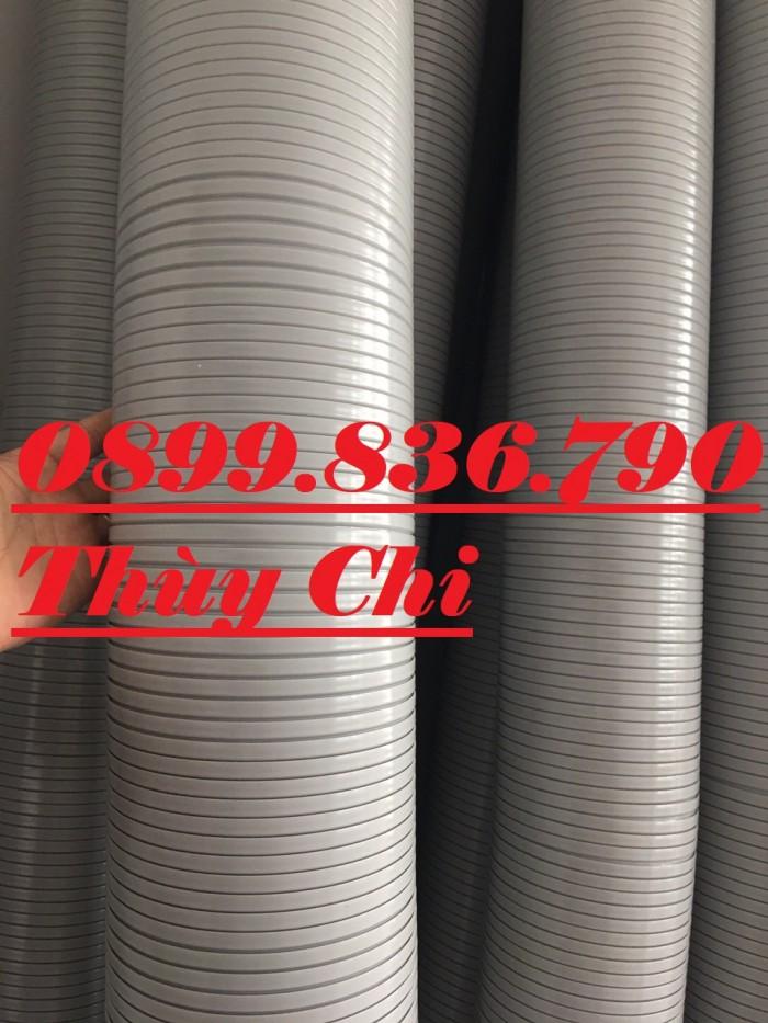 Ống gió PVC cao cấp , ống nhựa nhún chất lượng cao.12