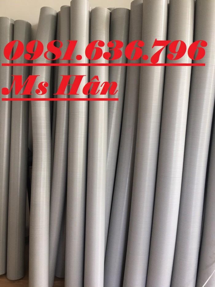 Ống gió PVC cao cấp , ống nhựa nhún chất lượng cao.14