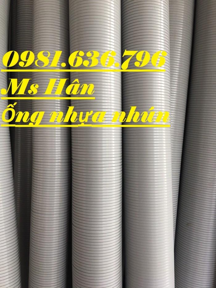 Ống gió PVC cao cấp , ống nhựa nhún chất lượng cao.15