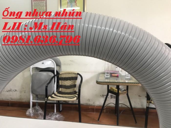 Ống gió PVC cao cấp , ống nhựa nhún chất lượng cao.11