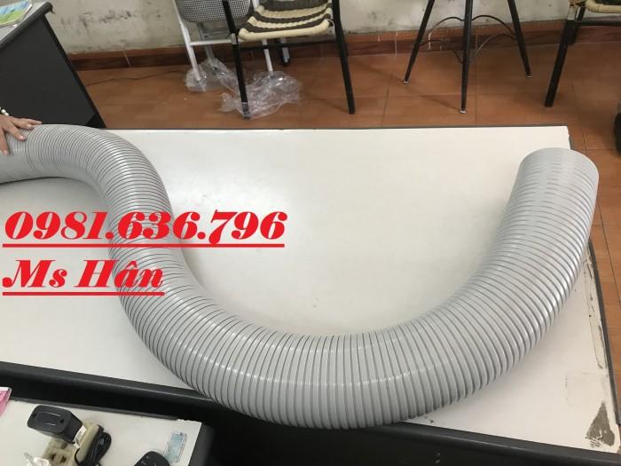 Ống gió PVC cao cấp , ống nhựa nhún chất lượng cao.10
