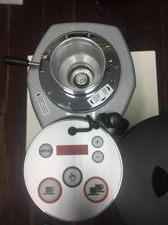 Thanh lý máy xay cà phê Mazzer Super Jolly Electronic5