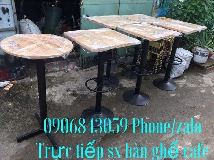 Ghế gỗ bar giá tại xưởng0
