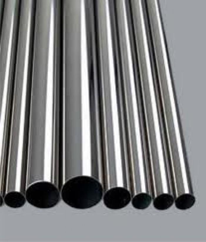 Ống inox đánh bóng 2 mặt ,Ống inox vi sinh 304, 316L, 310S hàng loại 12