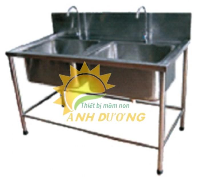 Nơi cung cấp , tư vấn, lắp đặt hệ thống nhà bếp cho các trường mầm non uy tín4