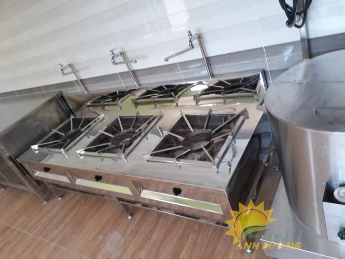 Nơi cung cấp , tư vấn, lắp đặt hệ thống nhà bếp cho các trường mầm non uy tín10