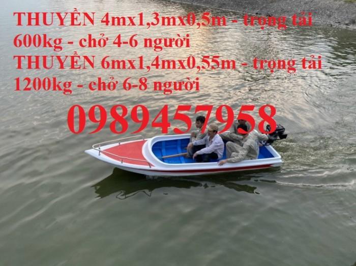 Cano chở 6-8 khách, Cano 10-12 người giá rẻ, giao hàng miễn phí5