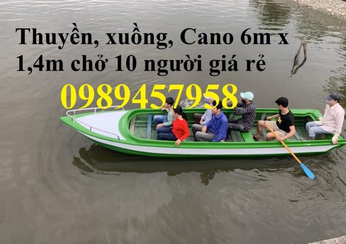 Cano chở 6-8 khách, Cano 10-12 người giá rẻ, giao hàng miễn phí8