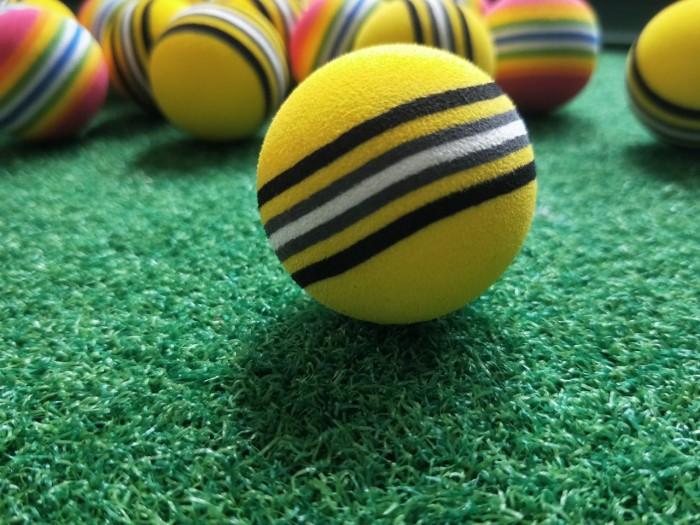 Bóng golf xốp5