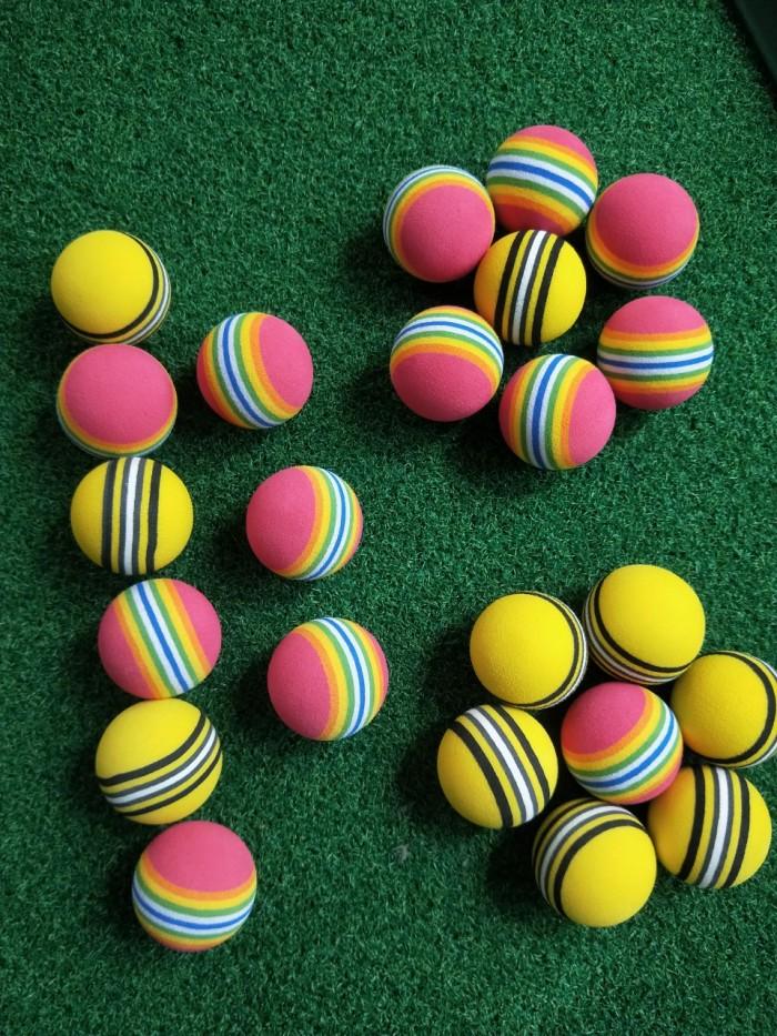 Bóng golf xốp9