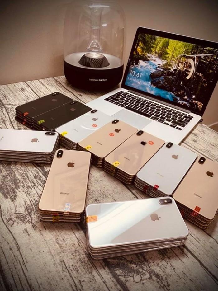 Iphone Xsmax chính hãng - Bán trả góp chỉ cần 1,499,0000