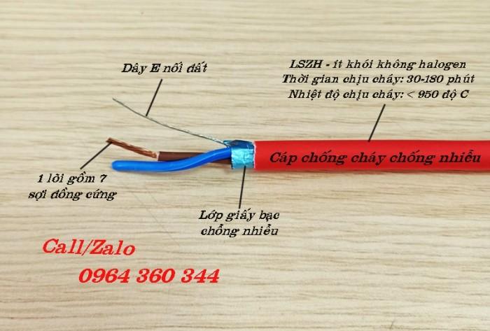 Cáp điều khiển, cáp chống cháy Altek Kabel hàng nhập khẩu0