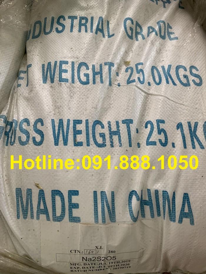 Bán Na2S2O5 Sodium Metabisulfite0