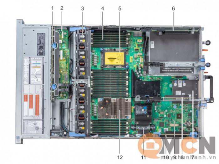 Dell PowerEdge PE R740 Intel Xeon Silver 4210 SFF HDD 2.5 Inch Server1