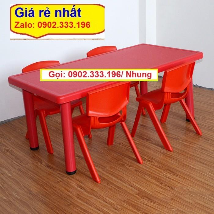 Chuyên cung cấp bàn ghế nhựa mẫu giáo11
