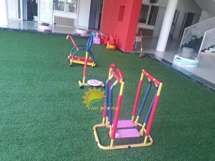 Chuyên dụng cụ tập gym siêu đáng yêu dành cho các bé mầm non1