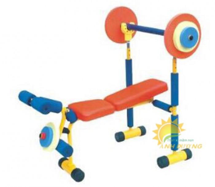 Chuyên dụng cụ tập gym siêu đáng yêu dành cho các bé mầm non10