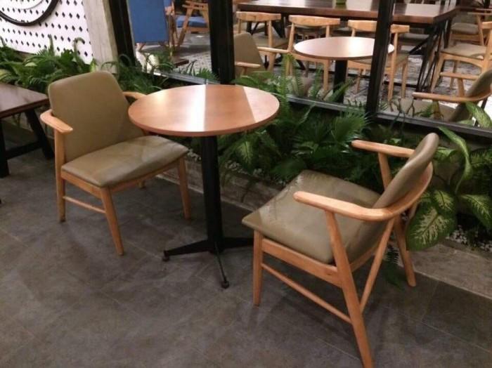 Bộ bàn ghế trà sữa đẹp0