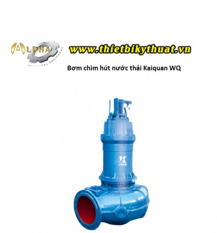 Thông số kỹ thuật bơm chìm công suất lớn KAIQUAN 250WQ550-70-185: Công Suất (kw): 185 Cột áp (m): 70 Lưu Lượng max (m3/h): 550 Đầu vào – đầu ra (mm): 250 Nhiệt độ nước: 10℃ - 80℃ Chứng từ: CO, CQ chính hãng   Máy bơm chìm công suất lớn KAIQUAN series WQ gồm các model sau: 250WQ550-70-185 ; 300WQ1200-37-185 400WQ1800-28-185 ; 400WQ2400-20-185 500WQ3050-15-185 ; 600WQ3900-12-1850