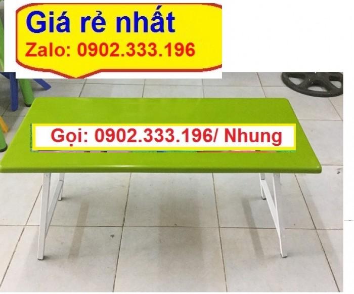 Công ty chuyên bán sỉ bàn ghế nhựa mầm non