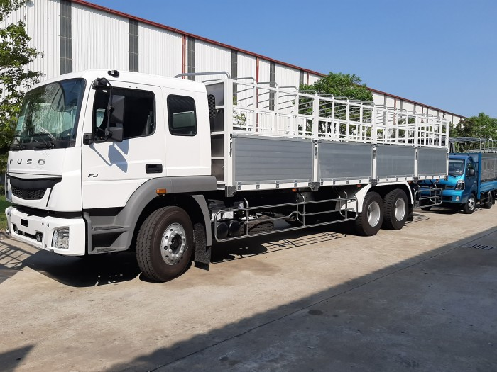 Tây Ninh, giá xe tải Nhật bản FUSO 3 chân 15 tấn, xe 15 tấn FUSO,trả góp 20207