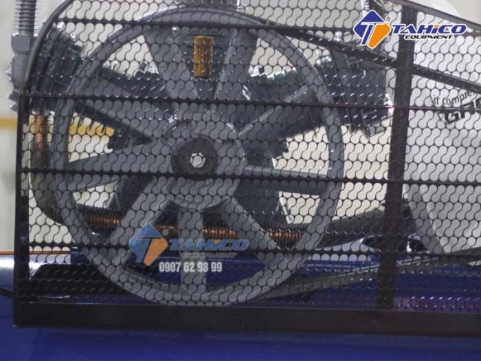 Máy nén khí 2 cấp dây đai 7,5hp Kokoro tại Nha Trang5