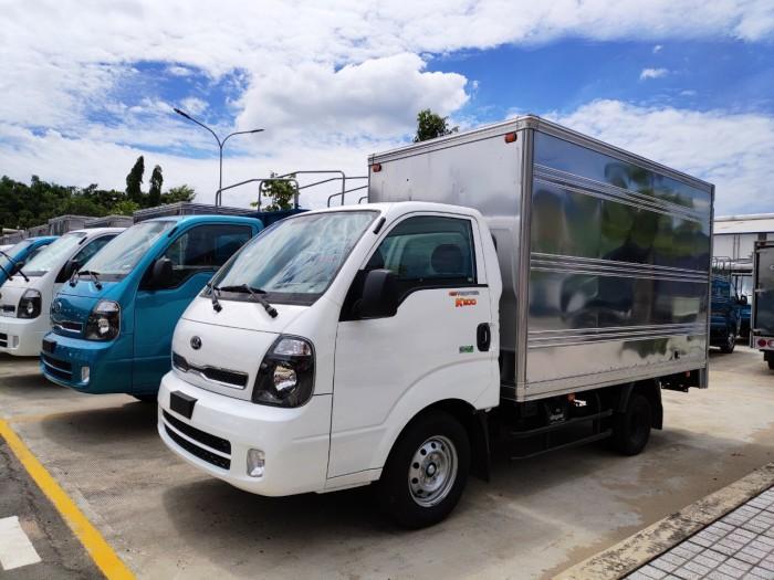 Tây ninh, giá xe tại KIA K250 2,5 tấn thùng kín, động cơ HUYNDAI bán trả góp5
