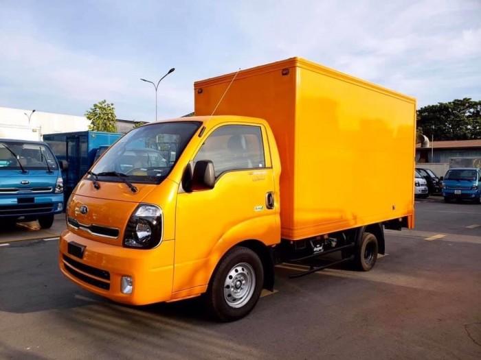 Tây ninh, giá xe tại KIA K250 2,5 tấn thùng kín, động cơ HUYNDAI bán trả góp4