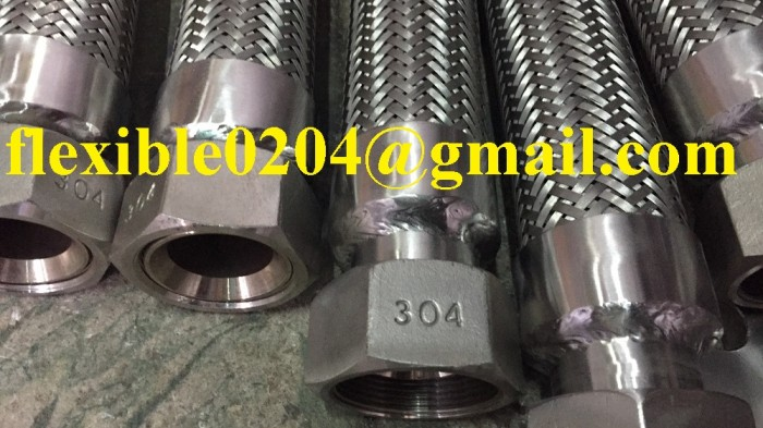 Ống mềm inox - ống mềm inox 304 - ống mềm inox 3160
