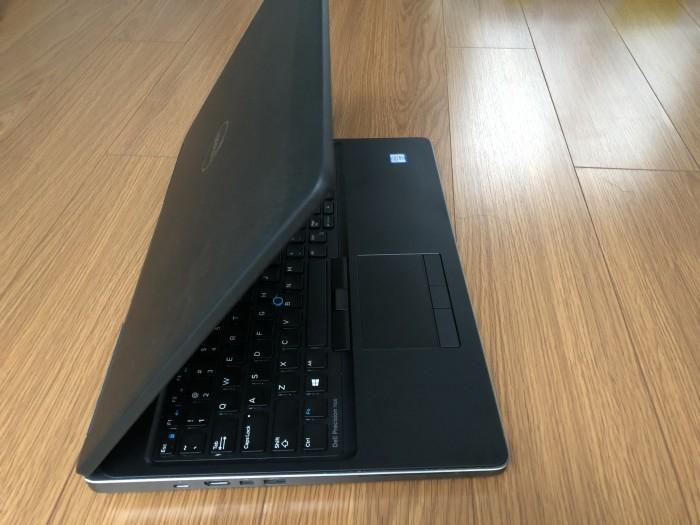 DELL Precision 7510 / i7-6820HQ/16GB / M2 256G+HDD 500G / M1000M / 15.6 FHD0